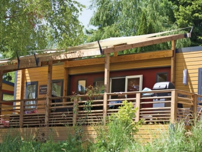 Eurocamp Premium mobile home Aspect (3), camp site Camping La Sirene in Languedoc - picture 1