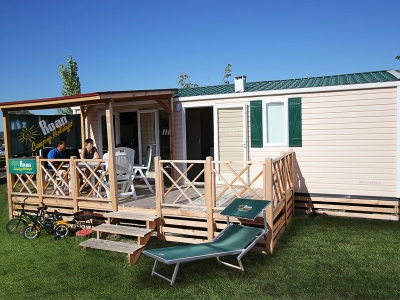 Roan Mobile home Excellent (6), camp site Camping Le Grand Dague in Dordogne - picture 1