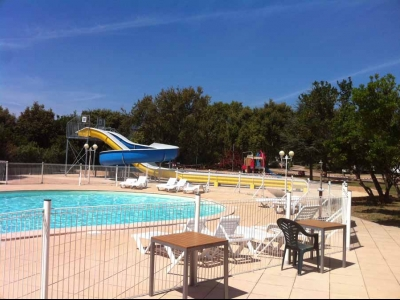 Camping holiday France, Corsica - Campingsite Camping Acqua e Sole - mobile homes and tents - picture 1