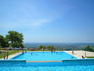 Camping Italien, Toscana- Campingplads Camping Barco Reale - mobilhomes og telte - billede 1