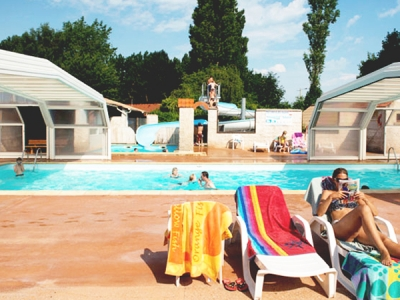 Camping holiday France, Picardy - Campingsite Camping La Bien Assise - mobile homes and tents - picture 1