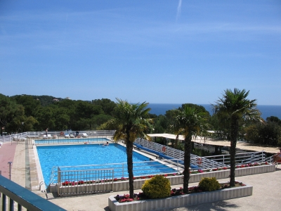 Camping holiday Spain, Costa Brava - Campingsite Camping Cala Gogo - mobile homes and tents - picture 1