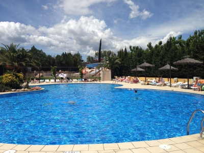 Camping holiday Spain, Costa Brava - Campingsite Camping Tucan - mobile homes and tents - picture 1
