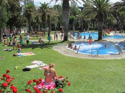 Camping Spanien, Costa Brava- Campingplads Camping Valldaro - mobilhomes og telte - billede 1