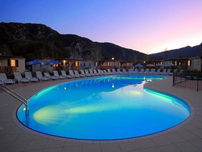 Camping Italien, Maggiores�en- Campingplads Camping Village Conca d�Oro - mobilhomes og telte - billede 1