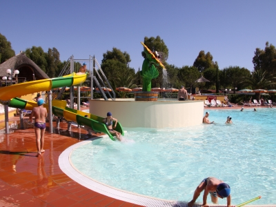 Camping Italien, Toscana- Campingplads Camping Free Time - mobilhomes og telte - billede 1