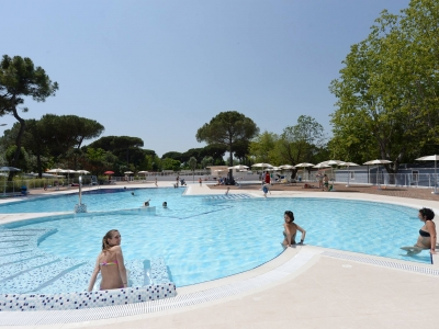 Camping holiday Italy, Adriatic Coast - Campingsite Marina Camping Village - mobile homes and tents - picture 1