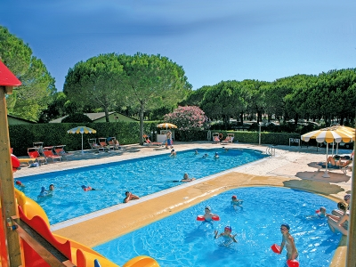 Camping Italien, Adriaterhavet- Campingplads Italy Camping Village - mobilhomes og telte - billede 1