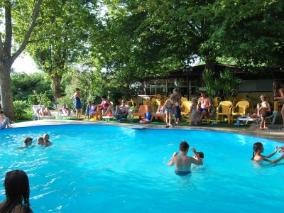 Camping Italien, Rom og omegn- Campingplads Camping Internazionale di Bracciano - mobilhomes og telte - billede 1