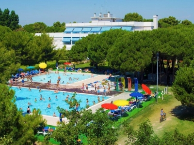 Camping Italien, Adriaterhavet- Campingplads Camping Il Tridente - mobilhomes og telte - billede 1