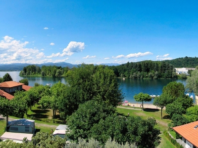 Camping Italien, Maggiores�en- Campingplads Camping Italia Lido - mobilhomes og telte - billede 1