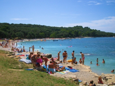 Camping holiday Croatia, Istria - Campingsite Camping Brioni - mobile homes and tents - picture 1