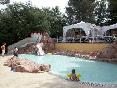 Camping holiday Italy, Tuscany - Campingsite Le Pianacce - mobile homes and tents - picture 1