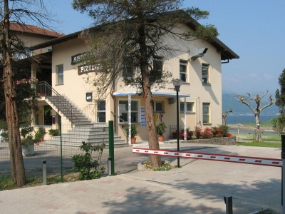 Camping Italien, Maggiores�en- Campingplads Camping Lido di Monvalle - mobilhomes og telte - billede 1