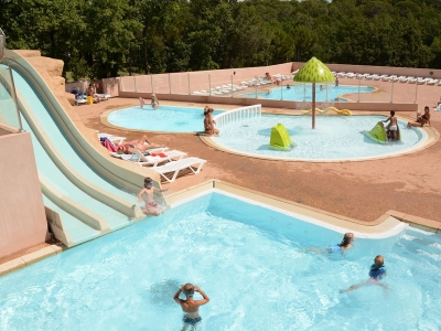 Camping Frankrig, C�te d'Azur- Campingplads Camping Lou Cantaire - mobilhomes og telte - billede 1