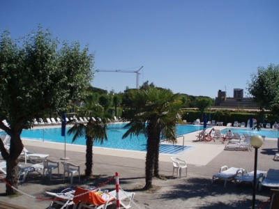 Camping Italien, Adriaterhavet- Campingplads Camping Malibu Beach - mobilhomes og telte - billede 1
