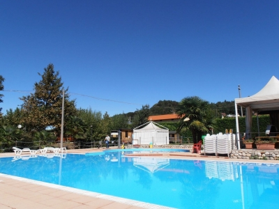 Camping Italien, Maggiores�en- Campingplads Camping Okay - mobilhomes og telte - billede 1