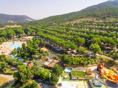 Camping Frankrig, C�te d'Azur- Campingplads Camping Pachacaid - mobilhomes og telte - billede 1