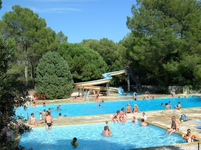 Camping holiday France, Côte d'Azur - Campingsite Camping La Pierre Verte - mobile homes and tents - picture 1