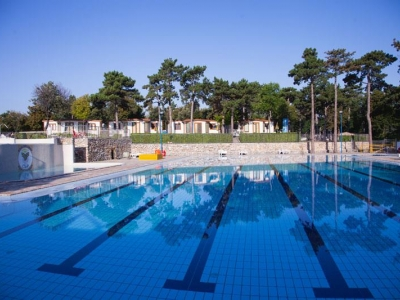Camping Italien, Adriaterhavet- Campingplads Camping Mare Pineta - mobilhomes og telte - billede 1