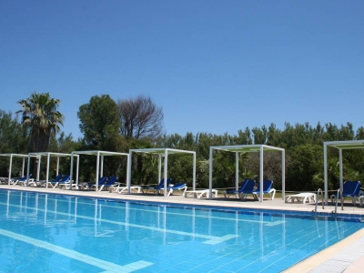 Camping holiday Italy, Puglia - Campingsite Camping Torre Rinalda - mobile homes and tents - picture 1
