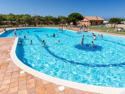 Camping holiday Spain, Costa Brava - Campingsite Camping Playa Brava - mobile homes and tents - picture 1
