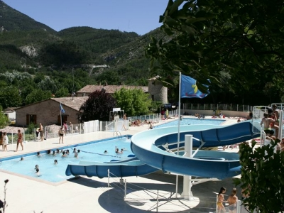 Camping holiday France, Côte d'Azur - Campingsite Camping Domaine du Verdon - mobile homes and tents - picture 1