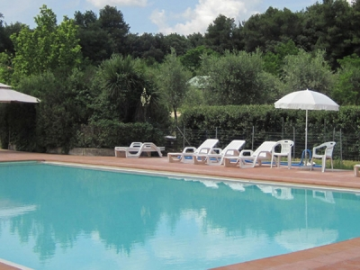 Camping Italien, Umbrien- Campingplads Camping Monti del Sole - mobilhomes og telte - billede 1