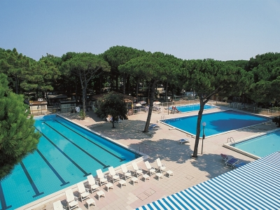 Camping Italien, Adriaterhavet- Campingplads Camping Mare Pineta (Spina) - mobilhomes og telte - billede 1