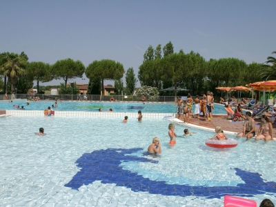 Camping Italien, Toscana- Campingplads Camping Pappasole - mobilhomes og telte - billede 1
