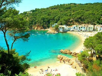 Camping Spain - camp sites in Costa Brava - camping holiday in mobile homes and  tents