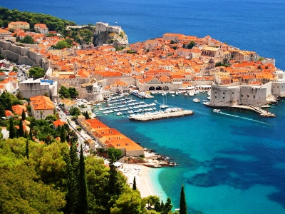 Camping Croatia - camp sites in Dalmatian Coast - camping holiday in mobile homes and  tents