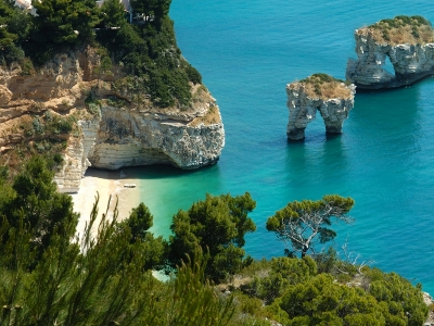 Camping Italy - camp sites in Puglia - camping holiday in mobile homes and  tents