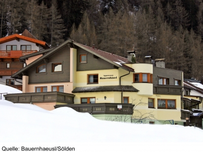 Apartments Bauernh�usl