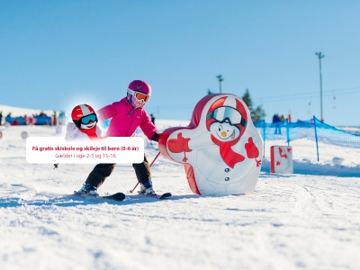 Camping Norge - campingpladser i Trysil - campingferie i mobilhomes og telte
